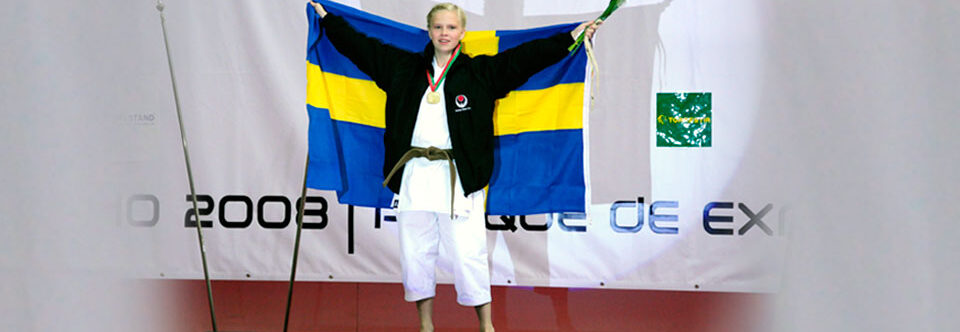 World Champion in Wado Ryu Kata